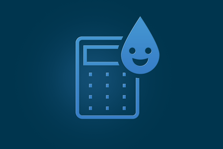 The Water Scrooge-Water Savings Calculator